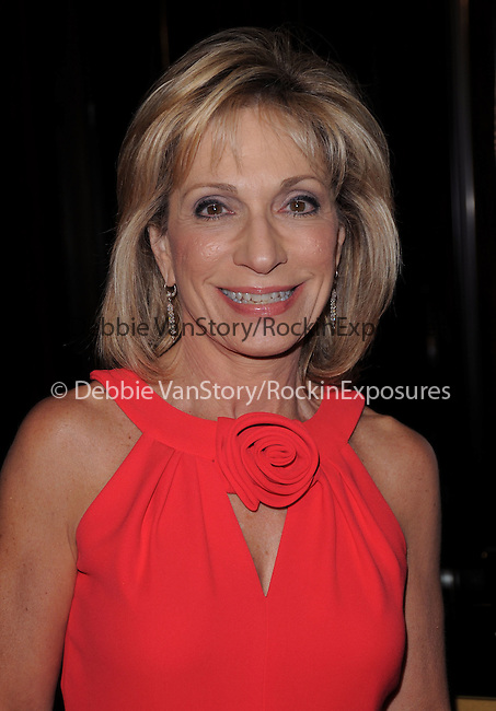 Andrea Mitchell at the Gracie Awards Gala held at The Beverly Hilton Hotel in Beverly Hills, California on May 25,2010                                                                   Copyright 2010  DVS / RockinExposures