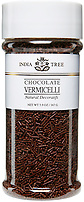 India Tree Natural Chocolate Vermicelli, India Tree Chocolate Toppings