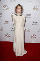 LOS ANGELES - JAN 20:  Alison Sudol at the Producers Guild Awards 2018 at the Beverly Hilton Hotel on January 20, 2018 in Beverly Hills, CA
