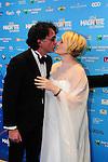 ©F.Andrieu-Bruxelles- 02-02-2013-Magritte du cinéma- Madame Stephane Bissot et son mari