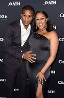 "LOS ANGELES - FEB 7:  Cory Hardrict, Tia Mowry at the ""The Oath"" Red Carpet Premiere Event at the Sony Studios on February 7, 2018 in Culver City, CA"