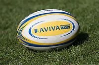 Rugby Ball<br /> <br /> Photographer Bob Bradford/CameraSport<br /> <br /> Aviva Premiership - Exeter Chiefs v Bristol - Saturday 8th April 2017 - Sandy Park - Exeter<br /> <br /> World Copyright &copy; 2017 CameraSport. All rights reserved. 43 Linden Ave. Countesthorpe. Leicester. England. LE8 5PG - Tel: +44 (0) 116 277 4147 - admin@camerasport.com - www.camerasport.com