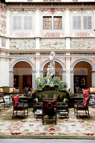 Four Seasons Hotel,<br /> Florence, Italy