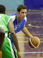 PALLACANESTRO MEMORIAL ERRICO 2012.NAPOLI BASKETBALL.NELLA FOTO       ANTONELLO RICCI.FOTO CIRO DE LUCA