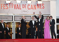 Tribute to Alain Delon - 66th Cannes Film Festival - Cannes
