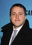 Joshua Harmon attends the Broadway Opening Night performance for 'Significant Other' at the Booth Theatre on March 2, 2017 in New York City.