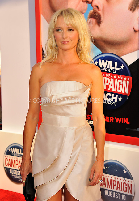 WWW.ACEPIXS.COM . . . . . .August 2, 2012...HOLLYWOOD, CA....Katherine LaNasa arrives at the premiere of Warner Bros. Pictures' 'The Campaign' at Grauman's Chinese Theatre on August 2, 2012 in Hollywood, CA....WWW.ACEPIXS.COM.. . . . . . ..Ace Pictures, Inc: ..tel: (212) 243 8787 or (646) 769 0430..e-mail: info@acepixs.com..web: http://www.acepixs.com .