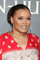 "HOLLYWOOD, CA - AUGUST 16: Andra Day at the LA Premiere of the Paramount Pictures and Metro-Goldwyn-Mayer Pictures title ""Ben-Hur"", at the TCL Chinese Theatre IMAX on August 16, 2016 in Hollywood, California. Credit: David Edwards/MediaPunch"