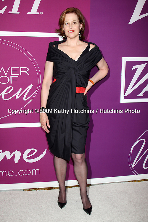 Sigourney Weaver.arriving at the 1st Annual Variety's Power of Women Luncheon.Beverly Wilshire Four Season Hotel.Los Angeles, CA.September 24, 2009.©2009 Kathy Hutchins / Hutchins Photo.