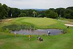 GROESBEEK - Nijmeegse Baan hole 15.   Golfbaan Het Rijk van Nijmegen. COPYRIGHT  KOEN SUYK