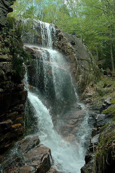 The Flume, Franconia Notch, Lincoln, New Hampshire