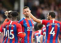 Crystal Palace Gary Cahill during the Premier League match between Crystal Palace and Norwich City at Selhurst Park, London, England on 28 September 2019. Photo by Andrew Aleksiejczuk / PRiME Media Images.