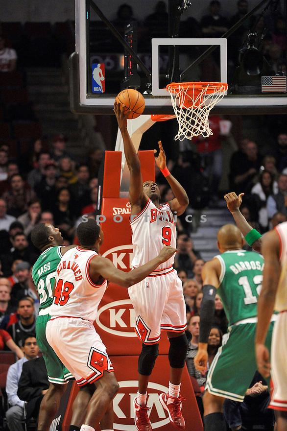 Chicago Bulls Luol Deng (9)