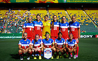 USWNT U-20 vs Germany, Tuesday, August 5, 2014