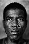 """MADAGASCAR, AMBANJA, MARCH 2013:<br />Radison Bienvenue, chief of security of the CINA cocoa plantation, was Murder the 12th of March 2013. Here the 17 supsects for the Murder, one of this man killed Radison, the """" WAR OF COCOA """" has started.<br />Madagascar is home to some of the world's finest rich orange and red pods of cocoa, increasingly used today by Europe and America's finest chocolatiers.Raw cocoa beans, used to make premium chocolate, have never been in higher demand. A surge in appetite for high-end chocolate sourced from single-origin growers has created a frenzied rush for the """"dark gold"""".<br /> For the island's cocoa farmers, the surging demand for chocolate should be transformative, especially after years of poverty, but their newfound livelihoods are under threat from armed bandits running rampant in remote areas, hijacking stores and road shipments of the precious beans that make chocolate.<br /> In some villages, bandits have stolen hauls worth around $1,000 a fortune in one of the world's poorest countries.<br />©Giulio Di Sturco"""