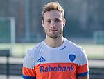 UTRECHT - Roel Bovendeert,  home  shirt speler Nederlands Hockey Team heren. COPYRIGHT KOEN SUYK