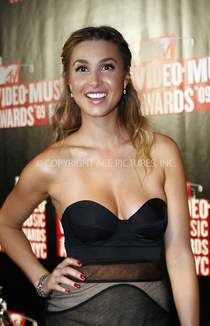 WWW.ACEPIXS.COM . . . . .  ....September 13 2009, New York City....Actress Whitney Port outside the 2009 MTV Video Music Awards at Radio City Music Hall on September 13 2009 in New York City.....Please byline: NANCY RIVERA- ACE PICTURES.... *** ***..Ace Pictures, Inc:  ..tel: (212) 243 8787 or (646) 769 0430..e-mail: info@acepixs.com..web: http://www.acepixs.com