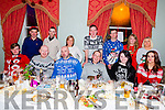 Staff of Argos, Tralee enjoying their Christmas party on Saturday night at the Imperial Hotel. Front l-r  Brendan O'Brien, Barry Fitzgerald, Paul O'Mahony, Paudie Buckley, Tara O'Regan and Siobhan Gilbert. Back l-r  Andy Downes, Ian Cannon, Jamie Lee O'Sullivan, Gary Murphy, Denis Horgan, Gloria Keane and Marie O'Mahony.