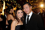 Lauren Bower, John Lin at Camelot at the Magical Village, Las Vegas, NV, November 6, 2010© Al Powers, VEGAS Magazine