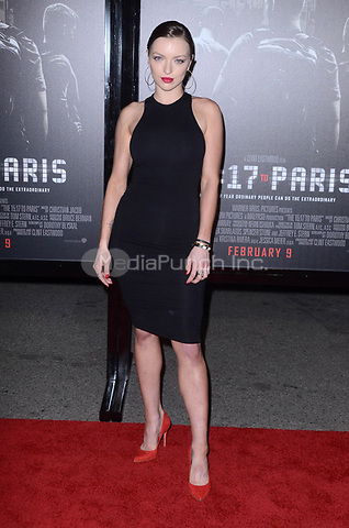 BURBANK, CA - FEBRUARY 05: Francesca Eastwood at the Premiere Of Warner Bros. Pictures' 'The 15:17 To Paris' at Steven J. Ross Theater/Warner Bros Studios Lot on February 5, 2018 in Burbank, California. Credit: David Edwards/MediaPunch