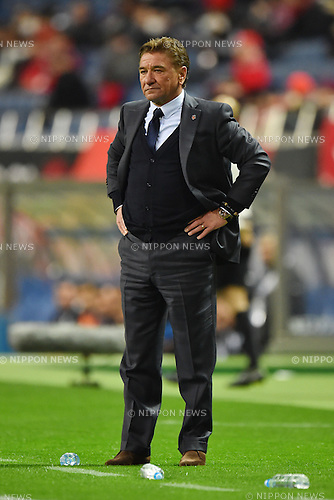 Mihailo Petrovic (Reds),<br /> FEBRUARY 24, 2016 - Football / Soccer :<br /> Urawa Reds head coach Mihailo Petrovic during the AFC Champions League Group H match between Urawa Red Diamonds 2-0 Sydney FC at Saitama Stadium 2002 in Saitama, Japan. (Photo by AFLO)