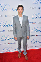 """Brandon Larracuente at the premiere for """"Damsel"""" at the Arclight Hollywood, Los Angeles, USA 13 June 2018<br /> Picture: Paul Smith/Featureflash/SilverHub 0208 004 5359 sales@silverhubmedia.com"""