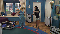 Celebrity Big Brother 2017<br /> Trisha Paytas, Jemma Lucy<br /> *Editorial Use Only*<br /> CAP/KFS<br /> Image supplied by Capital Pictures