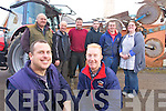 Kerry Ploughing are look for enteries for a ploughing Competion to join Paul Thornton and Edmond Burke. Back from left: Michael Hanlon, Thomas Healy Chairperson Kerry Ploughing, Michael P Donegan, Colm Dineen, Cormac O'Connor and Martina Flynn.