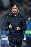Coach Jose Bordalas Jimenez of Getafe CF reacts during the La Liga 2017-18 match between Getafe CF and Malaga CF at Coliseum Alfonso Perez on 12 January 2018 in Getafe, Spain. Photo by Diego Gonzalez / Power Sport Images