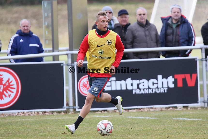 Sonny Kittel - Eintracht Frankfurt Training, Commerzbank Arena