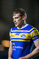 Picture by Allan McKenzie/SWpix.com - 08/02/2018 - Rugby League - Betfred Super League - Leeds Rhinos v Hull KR - Elland Road, Leeds, England - Jimmy Keinhorst.