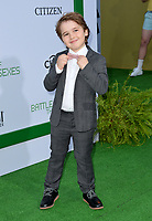 Cooper J. Friedman at the premiere for &quot;Battle of the Sexes&quot; at the Regency Village Theatre, Westwood, Los Angeles, USA 16 September  2017<br /> Picture: Paul Smith/Featureflash/SilverHub 0208 004 5359 sales@silverhubmedia.com