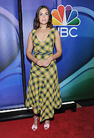 NEW YORK, NY - MAY 09: Mandy Moore  attends the 2019/2020 NBC Upfront presentation at the    Fourr Seasons Hotel on May 13, 2019in New York City.  <br /> CAP/MPI/JP<br /> ©JP/MPI/Capital Pictures