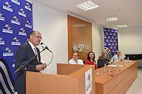 SAO PAULO, 27 DE FEVEREIRO DE 2013. - ALCKMIN HOSPITAL SAO PAULO - O governador Geraldo Alckmin anuncia na manha desta quarta-feira, 27, a liberação de R$ 77,3 milhões ao Hospital São Paulo, hospital universitário administrado pela Unifesp (Universidade Federal de São Paulo), localizado na zona sul da capital.  (FOTO: ALEXANDRE MOREIRA / BRAZIL PHOTO PRESS)