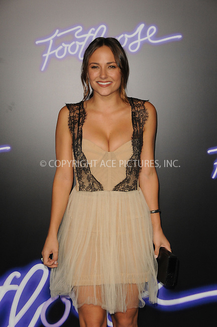 WWW.ACEPIXS.COM . . . . . ....October 3 2011, LA....Briana Evigan arriving at the premiere of 'Footloose' at the Regency Village Theatre on October 3, 2011 in Los Angeles, California. ....Please byline: PETER WEST - ACE PICTURES.... *** ***..Ace Pictures, Inc:  ..Philip Vaughan (212) 243-8787 or (646) 679 0430..e-mail: info@acepixs.com..web: http://www.acepixs.com