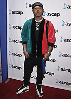 """BEVERLY HILLS, CA - APRIL 23:  Christian """"Hitmaka"""" Ward at the 35th Annual ASCAP Pop Music Awards at the Beverly Hilton on April 23, 2018 in Beverly Hills, California. (Photo by Scott KirklandPictureGroup)"""