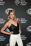 Charissa Thompson Attends  FOX Sports 1 celebrates the official Thursday Night Super Bash at Time Warner Cable Studios. Hosted by Michael Strahan and Erin Andrews Superbowl week, NY