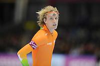 SCHAATSEN: HEERENVEEN: Thialf, World Cup, 02-12-11, 500m A, Ronald Mulder NED, ©foto: Martin de Jong
