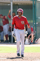 Roberto Rodriguez - Arizona Diamondbacks - 2010 Instructional League.Photo by:  Bill Mitchell/Four Seam Images..