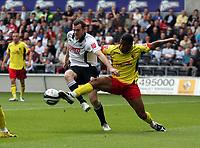 2009 08 29 Coca Cola Championship Swansea City v Watford, Liberty Stadium, Swansea, UK.
