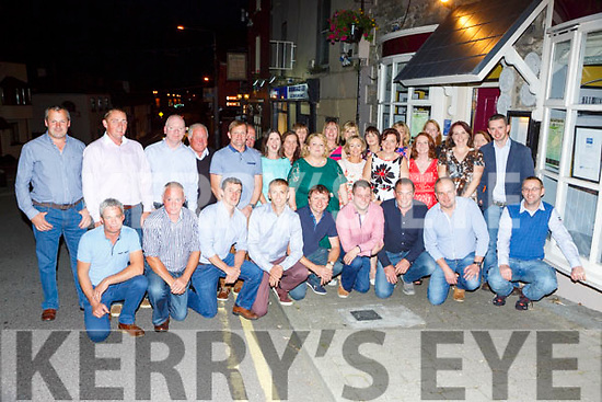 Killorglin Community College students from 1988-1993 at their school reunion in Nicks bar Killorglin on Saturday night