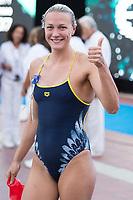 Sarah Sjostrom SWE Sweden<br /> day 01  08-08-2017<br /> Energy For Swim<br /> Rome  08 -09  August 2017<br /> Stadio del Nuoto - Foro Italico<br /> Photo Deepbluemedia/Insidefoto