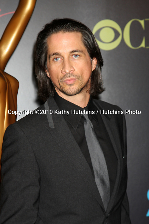 Michael Easton.arrives at the 2010 Daytime Emmy Awards .Las Vegas Hilton Hotel & Casino.Las Vegas, NV.June 27, 2010.©2010 Kathy Hutchins / Hutchins Photo....