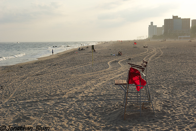 Coney Island, Late Afternoon
