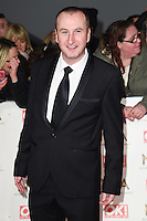 Andy Whyment at the National TV Awards 2017 held at the O2 Arena, Greenwich, London. <br /> 25th January  2017<br /> Picture: Steve Vas/Featureflash/SilverHub 0208 004 5359 sales@silverhubmedia.com