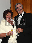 Kieran and Anne Buckley at the Dominican Ball in the Westcourt hotel. Photo:Colin Bell/pressphotos.ie