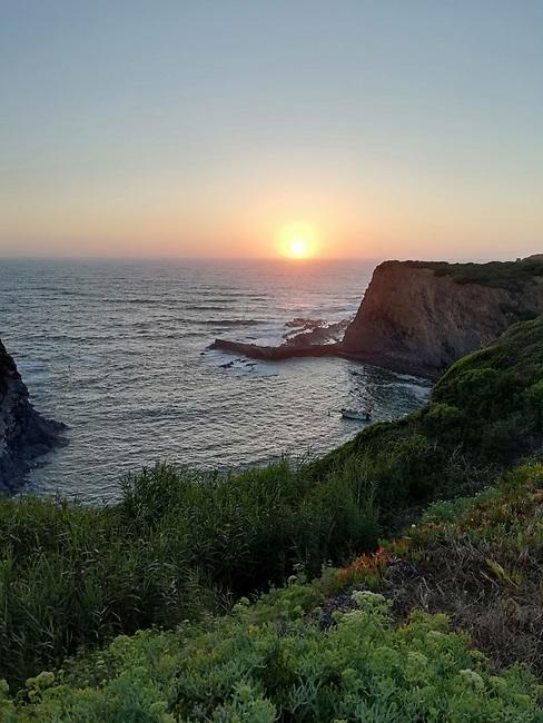 Portugal, Alentejo, Zambujeira do Mar