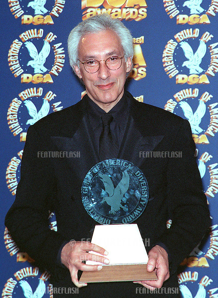 06MAR99: Director STEPHEN BOCHCO at the Directors Guild of America Awards in Beverly Hills. He was presented with the DGA's Diversity Award.           .© Paul Smith / Featureflash