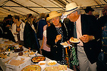'QUANTOCK STAG HOUNDS', QUANTOCK, SOUTH SOMERSET. TEA IS PROVIDED AFTER THE COMPETITION ANNUAL STAG HOUND PUPPY SHOW, 1997