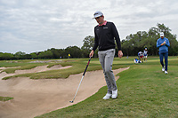 Keegan Bradley (USA) heads to 15 during Round 2 of the Valero Texas Open, AT&amp;T Oaks Course, TPC San Antonio, San Antonio, Texas, USA. 4/20/2018.<br /> Picture: Golffile | Ken Murray<br /> <br /> <br /> All photo usage must carry mandatory copyright credit (&copy; Golffile | Ken Murray)